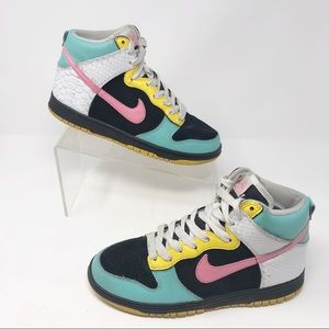 Nike Dunk High 6.0 Women's Sneaker           M-641